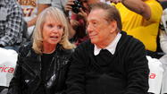 Donald Sterling wants his wife to negotiate forced sale of Clippers