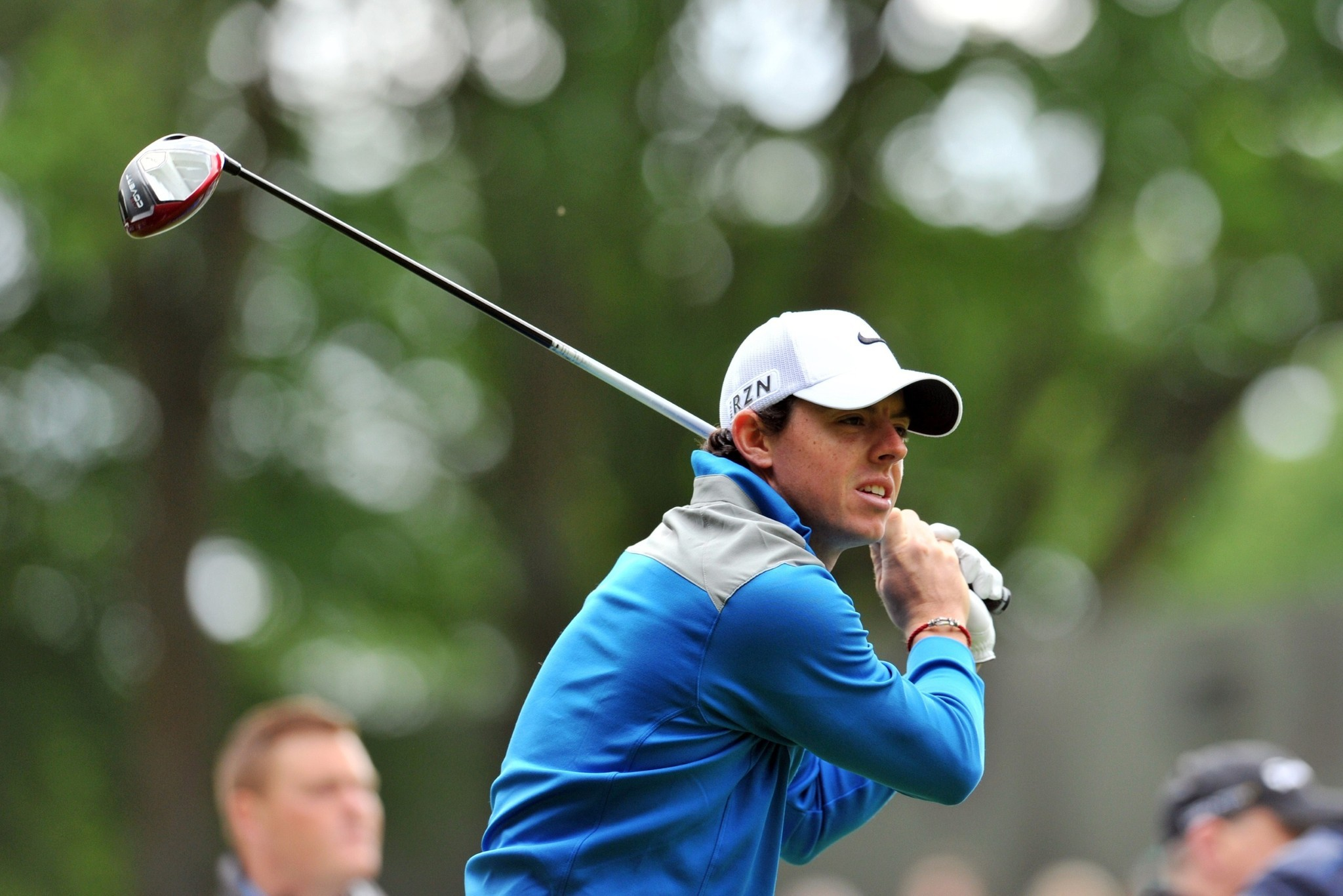 Rory Mcilroy Finds Distraction From Breakup With Caroline Wozniacki La Times