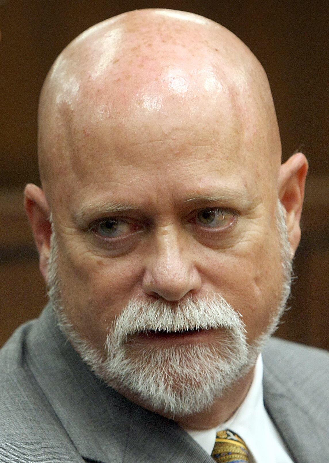 Stuart Rosenfeldt, photographed in 2009. Mike Stocker, Sun Sentinel