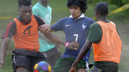 Soccer Without Borders helps children of refugees acclimate to new community