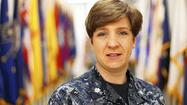 Nancy Fink, Navy commander