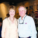 Barbara and golf legend Jack Nicklaus