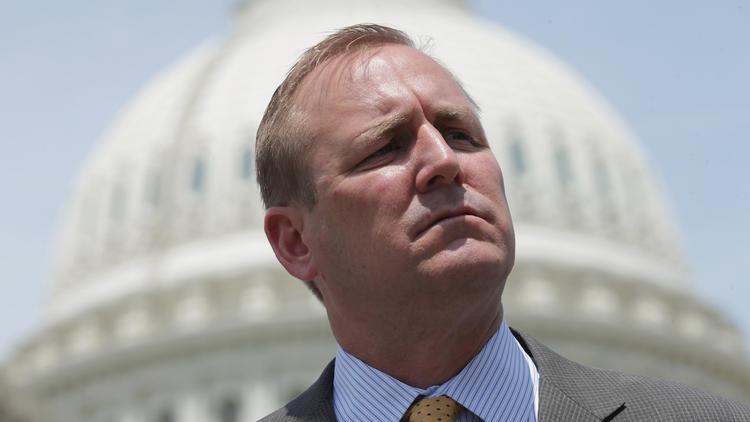 Rep. Jeff Denham (R-Turlock) (Chip Somodevilla / Getty Images)