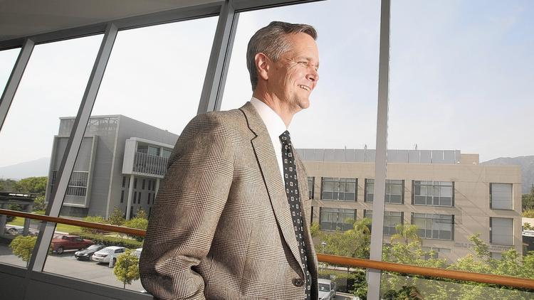 Profile: Robert W. Stone, president and CEO of City of Hope