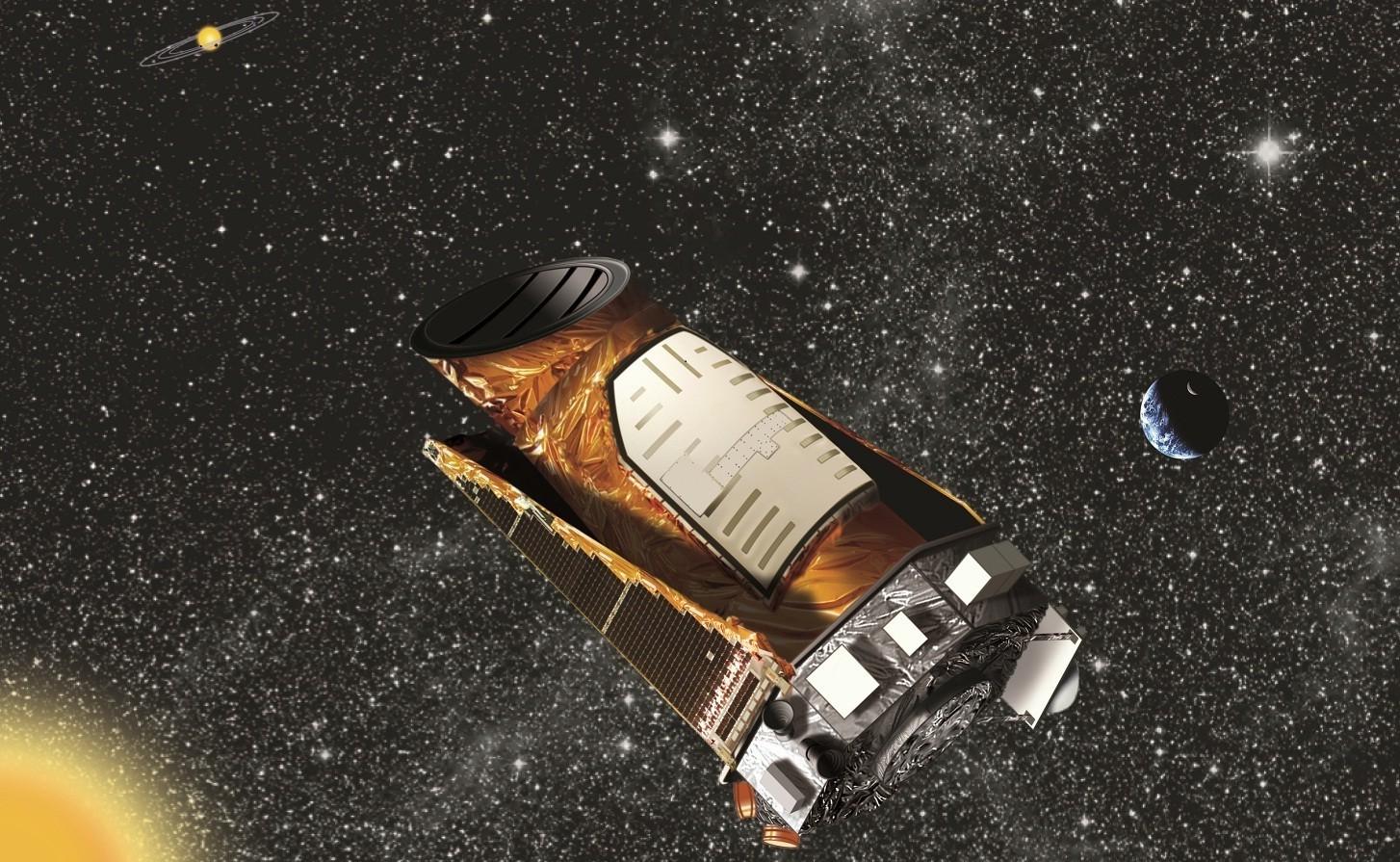 NASA Kepler spacecraft gets new mission, K2 - LA Times
