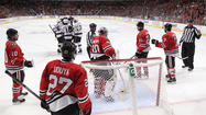 Momentum Swings To Kings Are Hurting Blackhawks