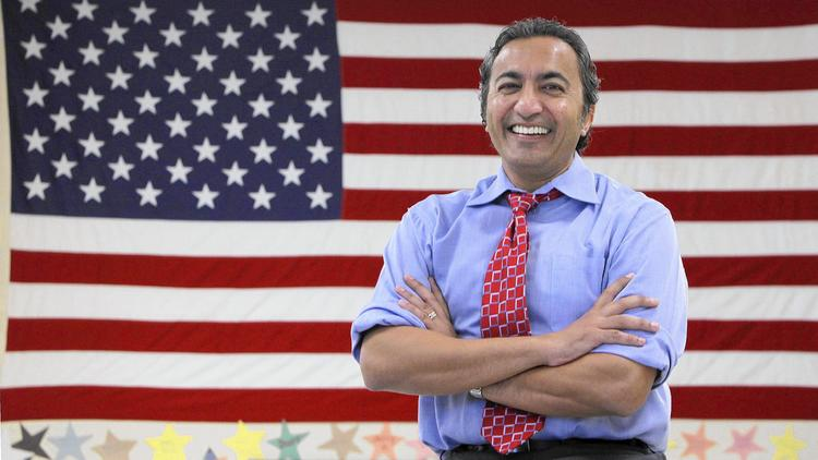 U.S. Rep. Ami Bera of Elk Grove