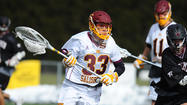 Taylor has one last goal for Salisbury men's lacrosse