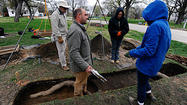 Focus turns to preserving history unearthed in Patterson Park dig
