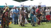 "Video: 27th Annual Upper Mattaponi Pow-Wow Grand Entry <span style=""color:#ff0000""><b>With Video</b></span>"
