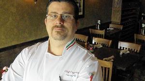 Chef Francesco Fiorello creates the flavors of Italy