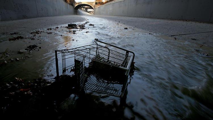 Big plans, and concerns, surround L.A. River's revitalization
