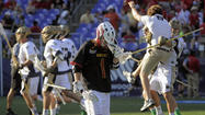 Notre Dame lacrosse dominates second half in 11-6 win over Terps
