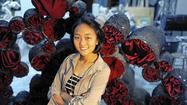 Carver senior wins national art award