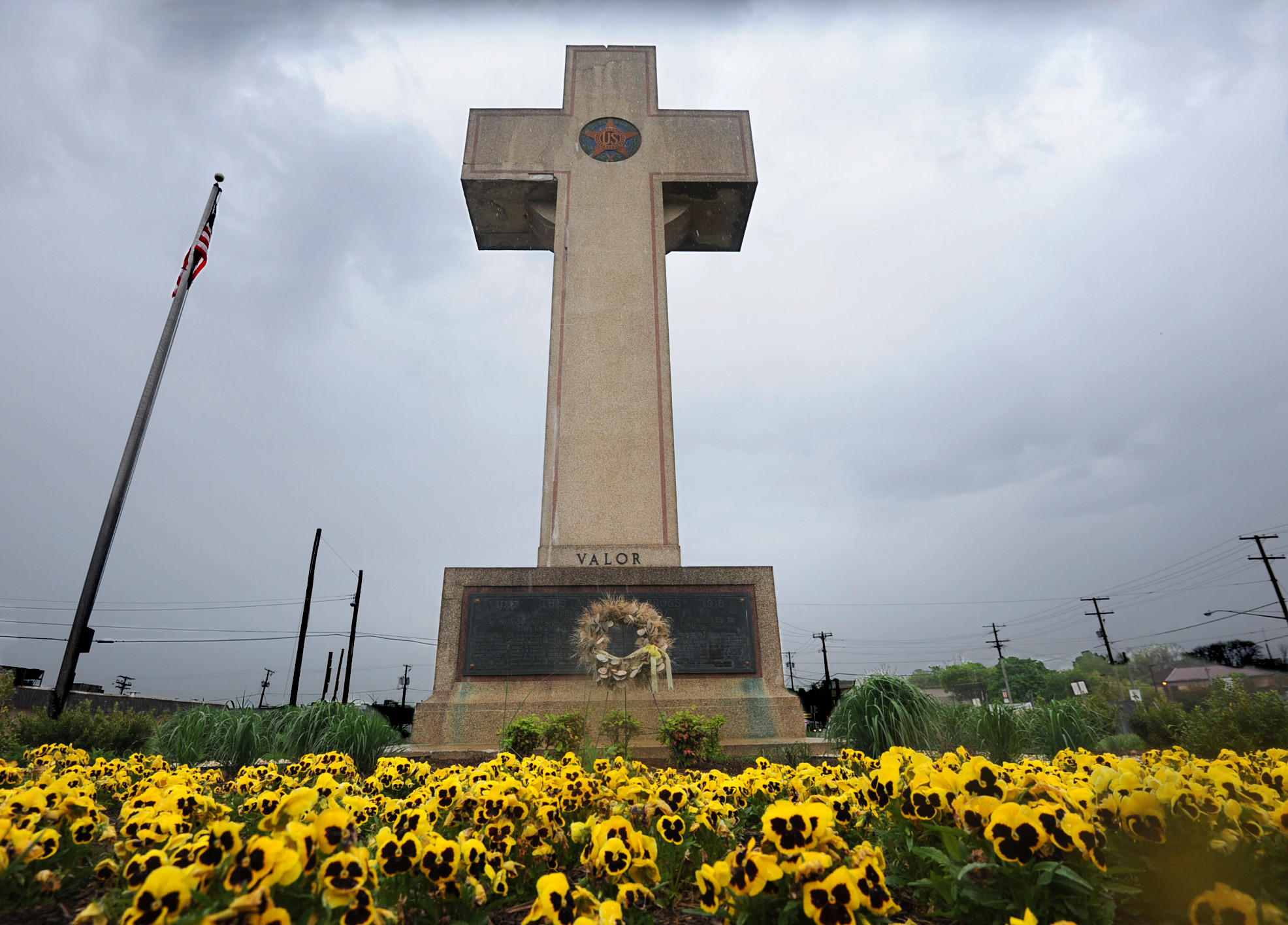 The Bladensburg Peace Cross, as the local landmark is known, was dedicated in 1925 as a memorial to Prince George's County's World War I dead. Now the American Humanist Association is suing the Maryland-National Capital Park and Planning Commission for its removal as a violation of the constitutional separation of church and state.
