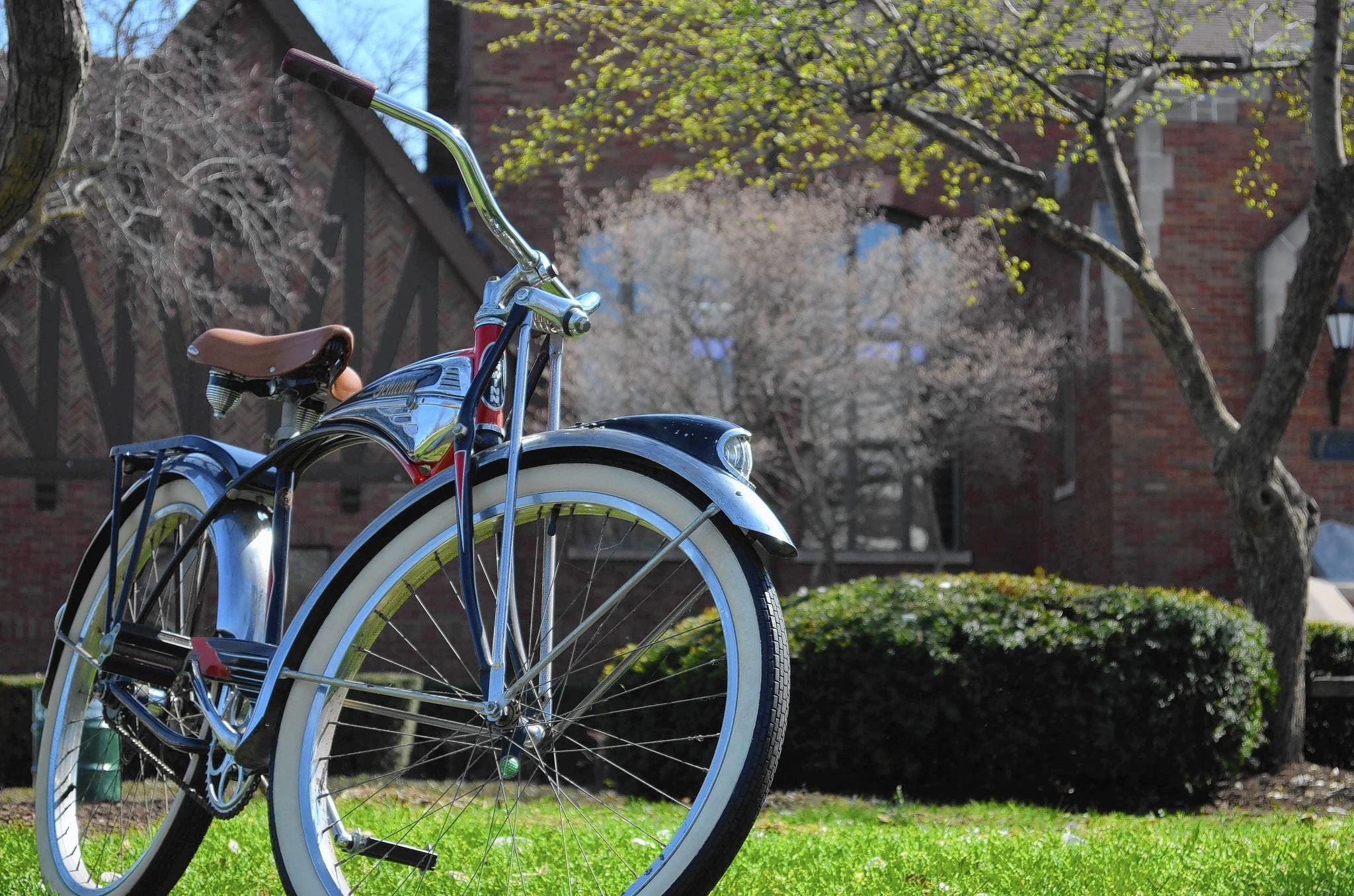 About 150 bike riders are expected to participate in the first community bike ride in Arlington Heights, which begins at Recreation Park on June 14.