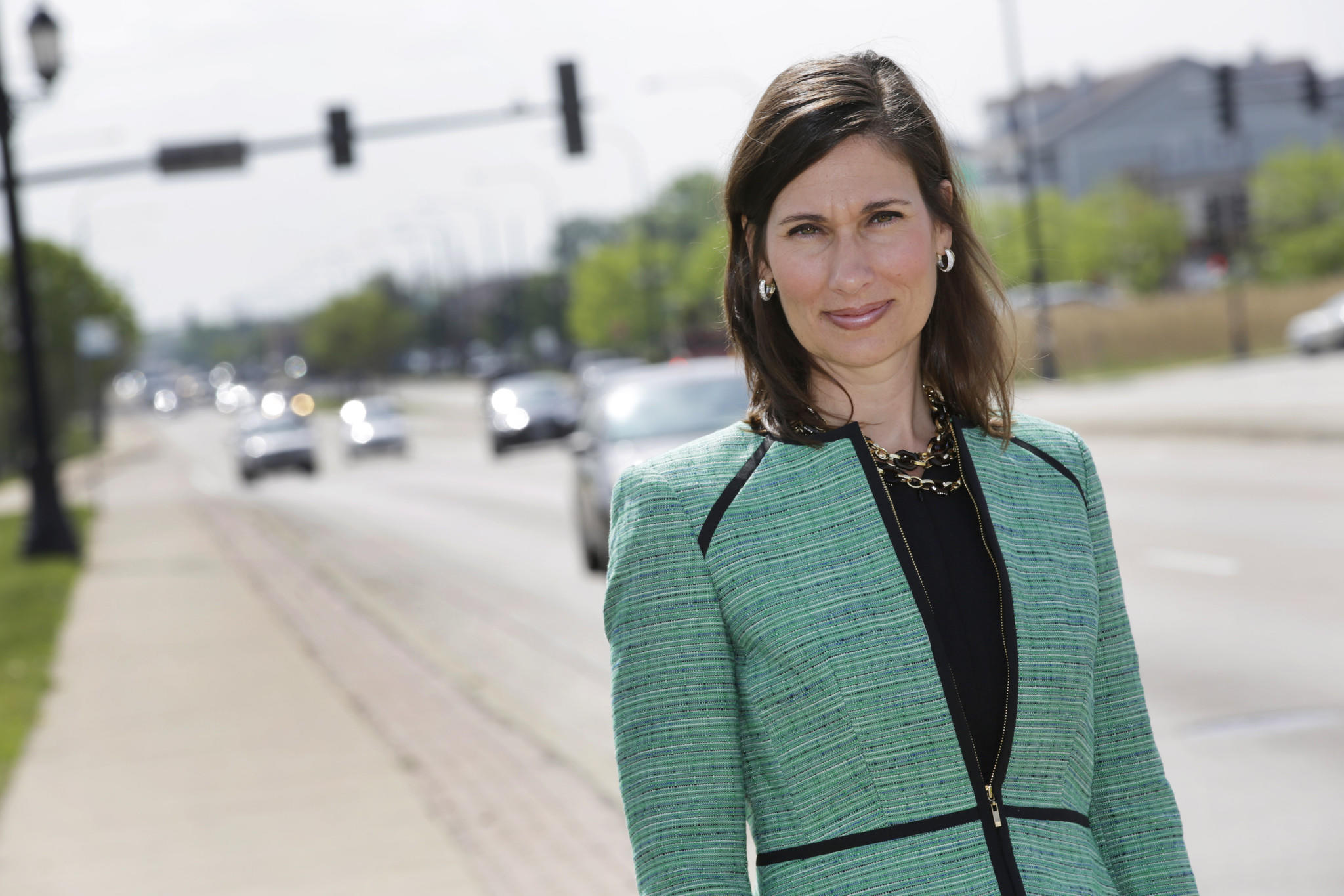 Deborah Hersman, head of the National Safety Council, said a solid step toward reducing distracted driving would be for more parents to set the correct example for their teenage drivers.