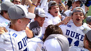 Duke holds on to beat Notre Dame, 11-9, for men's lacrosse national title