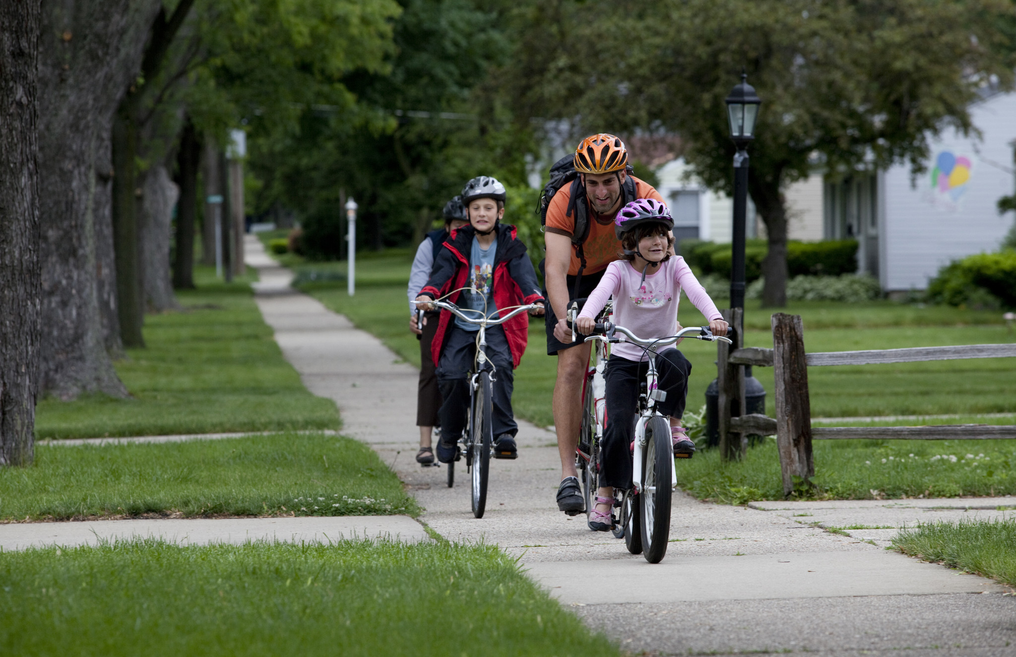 A riff on the monthly Critical Mass rides, Kidical Mass assembles families for bicycling fun through parks and residential streets. The leisurely rides, about an hour long, happen monthly in Logan Square and Roscoe Village, quarterly in Lincoln Square. Wear your helmets, of course&#8212and...