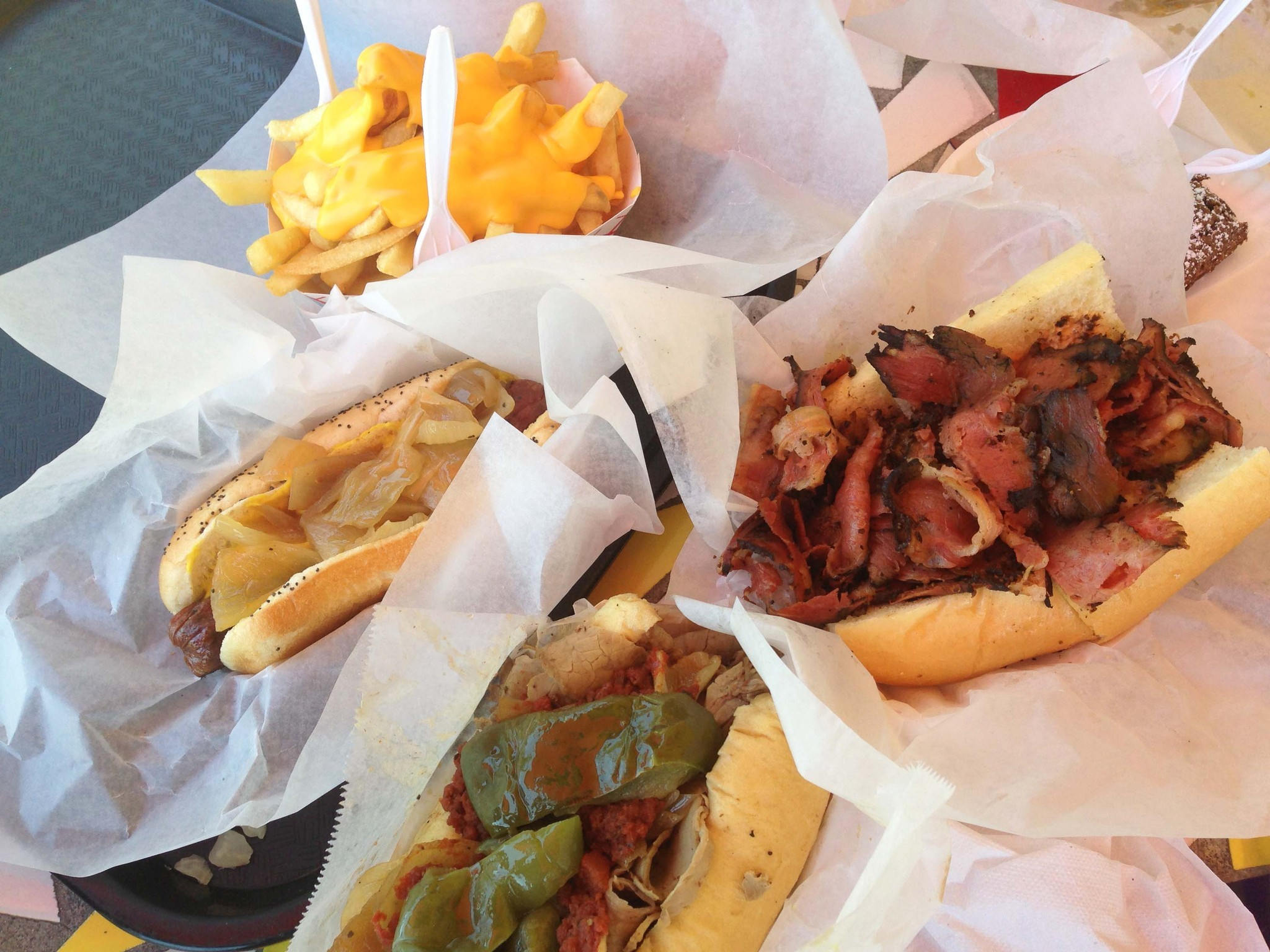 Top Broward restaurants - Hot Dog Heaven
