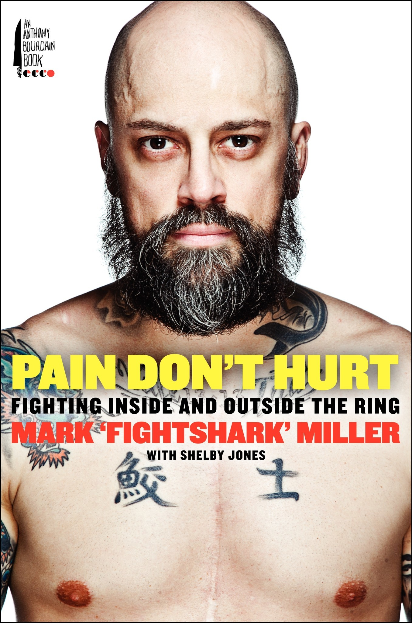 Pain Don T Hurt Fighting Inside And Outside The Ring