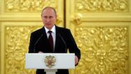 Vladimir Putin, master player