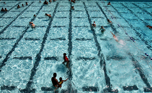 The Verdugo Aquatic Facility And Recreation Center Will Be Closed For Five Weeks Through Oct 6