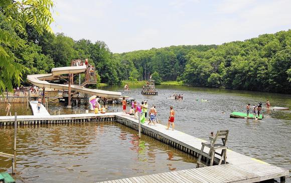 Cascade Lake Open To The Public Baltimore Sun