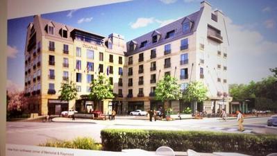 El Hotel Delamar sera un hotel boutique de 111 habitaciones.