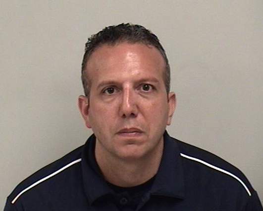 Kevin Hlavac was charged with embezzling more than $40,000 worth of funds and equipment from the Westport Little League.