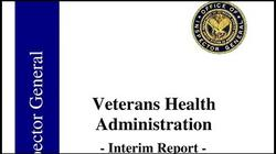 Read the VA Inspector General's review of wait times