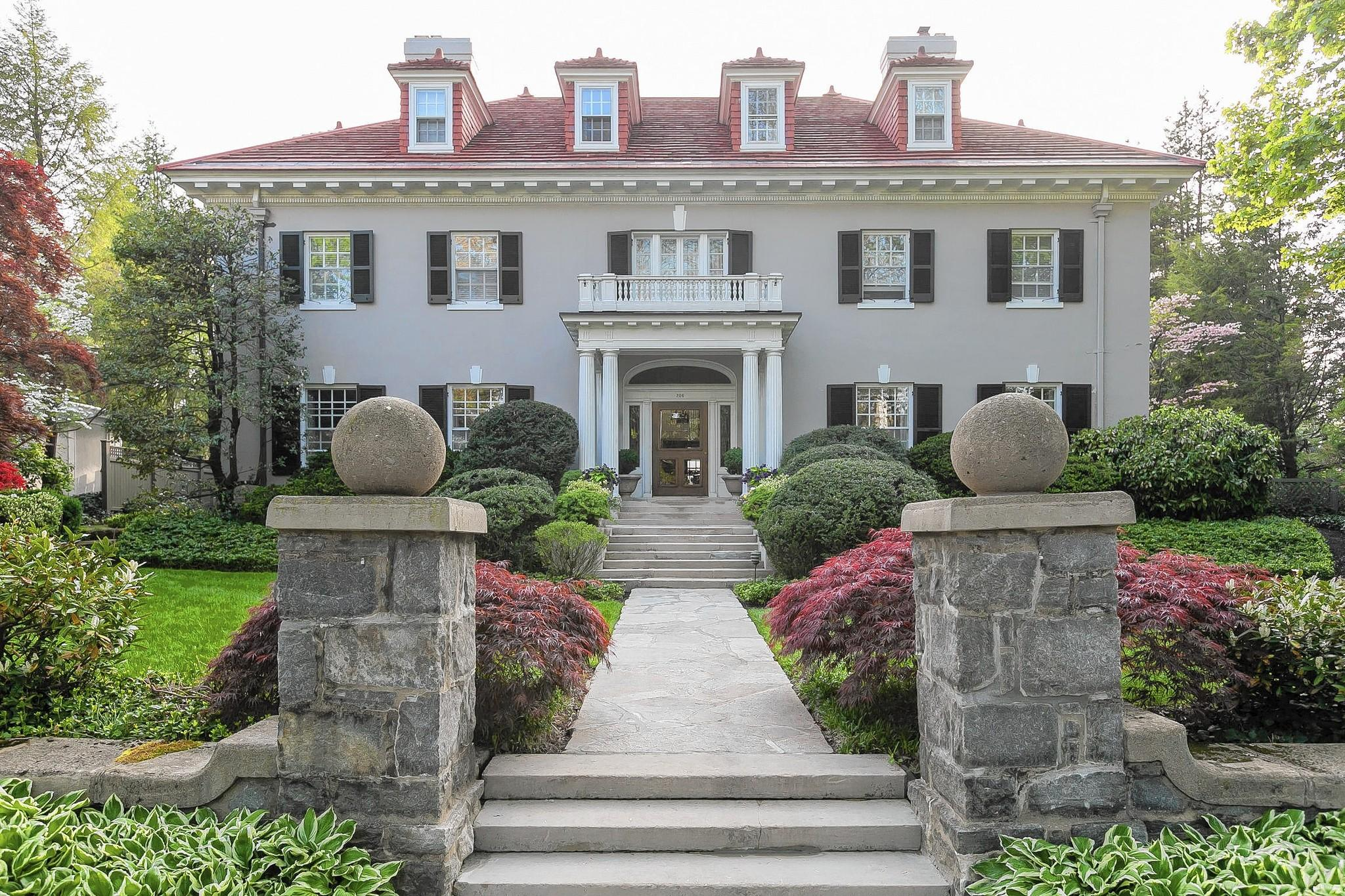 206 Goodwood Gardens Is For Sale 22 Million This Roland Park Home