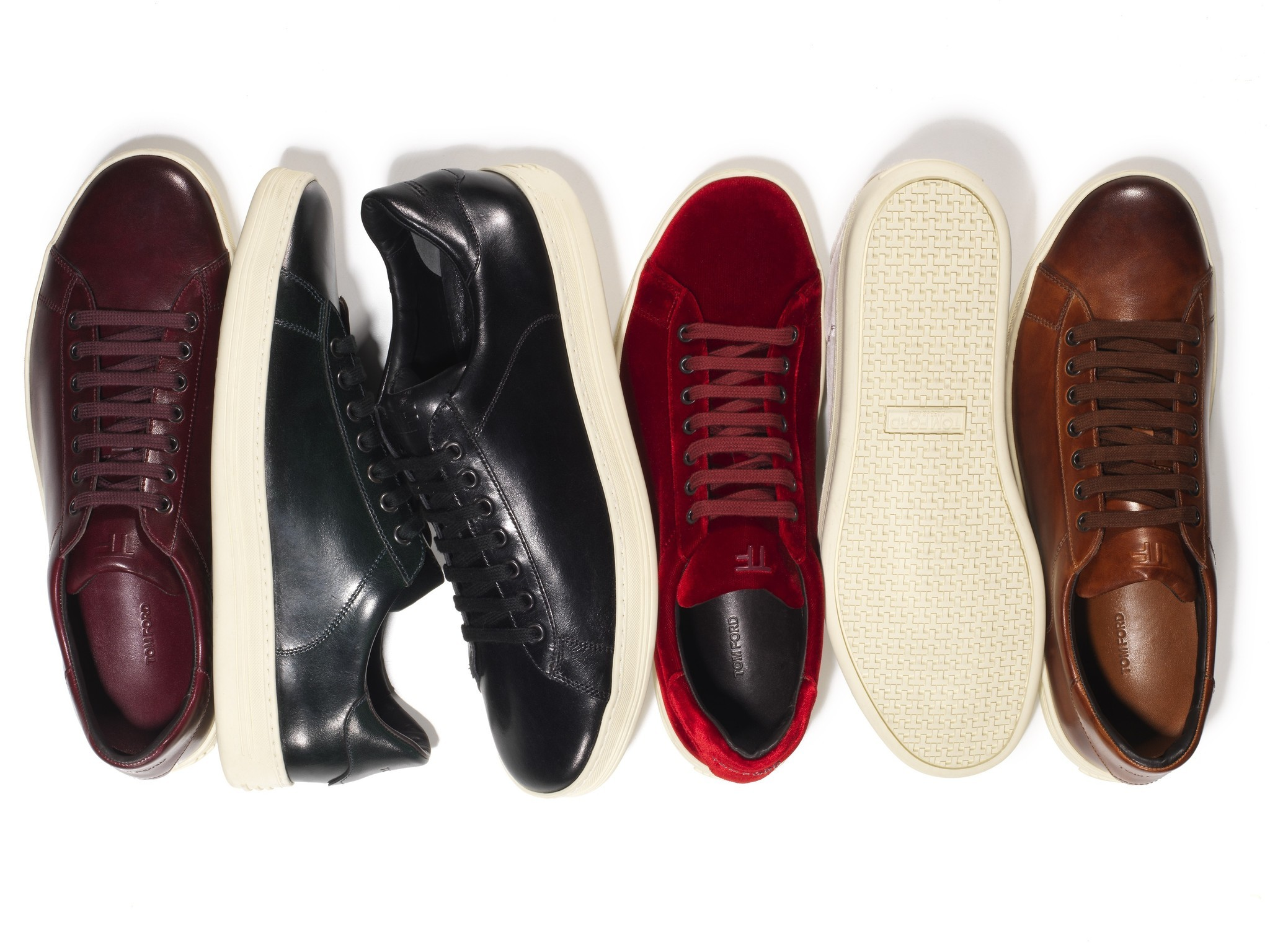 Are Tom Ford's new sneakers the ultimate normcore kicks ...
