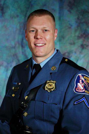 Sgt. Michael Johnson