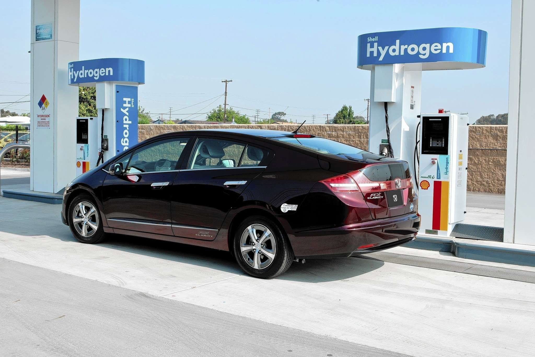 States set ambitious target for zeroemission vehicle sales  LA Times