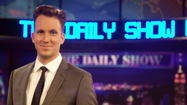"iO alum has big shoes (and ties) to fill on his ""Daily Show"" gig"