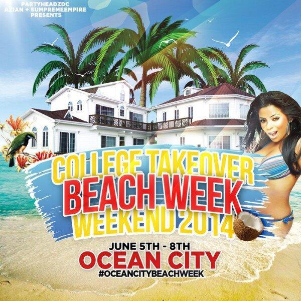 The Annual Party Week For High School Seniors Coincides With Internet Driven College Takeover Beach