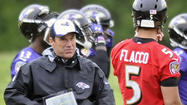 Joe Flacco using OTAs to become familiar with new offense