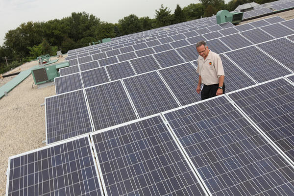 Solar bill