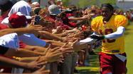 Redskins announce training camp schedule in Richmond