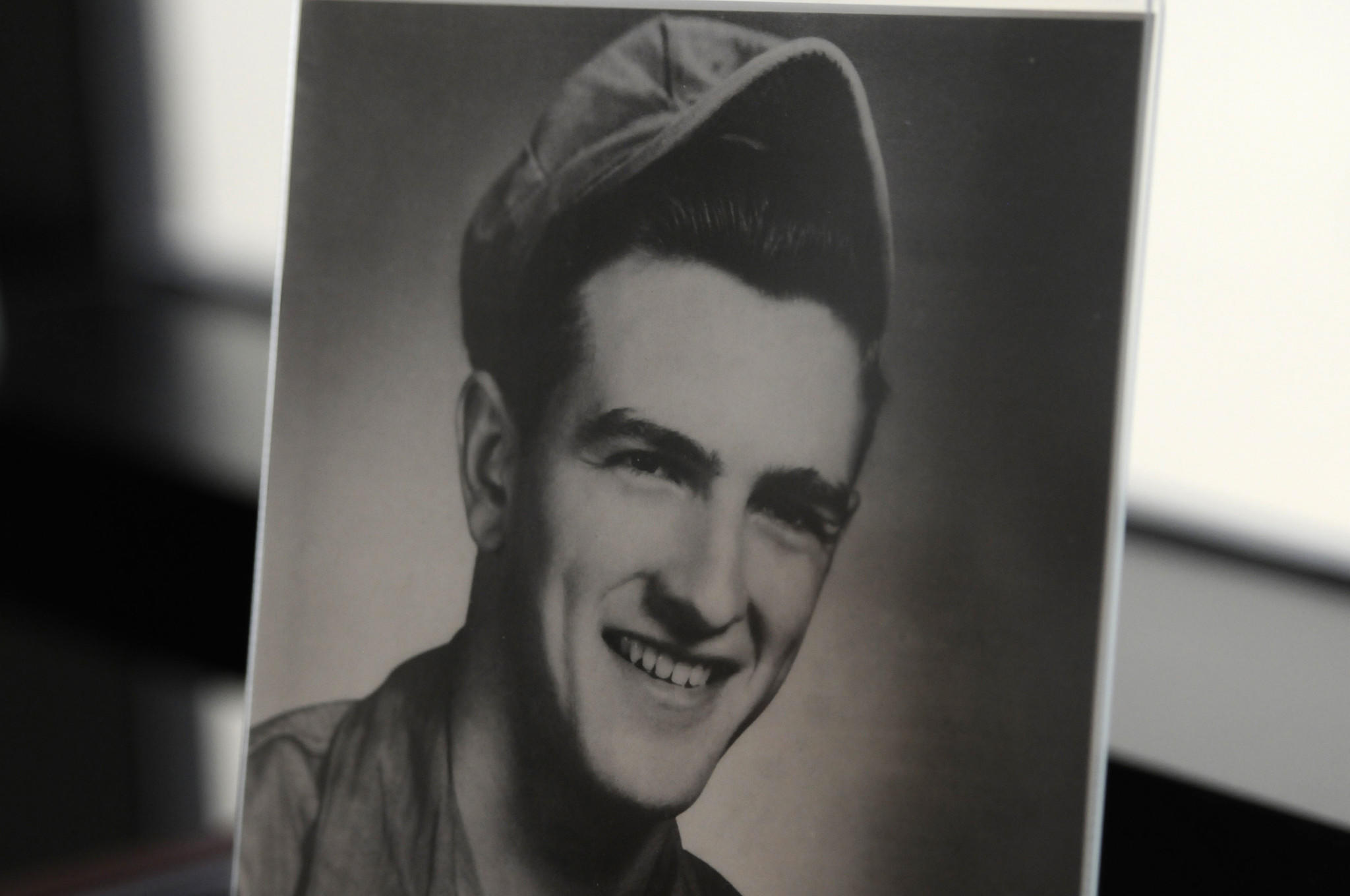 Mathew Caruso was killed in Korea on Dec. 6, 1950.