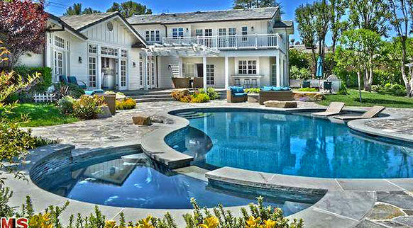 Singer and actress Selena Gomez listed her house in Tarzana for sale at $3.495 million and sold it to Iggy Azalea and Nick Young for $3.45 million.