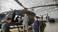 Maryland National Guard, Estonia reaffirm partnership