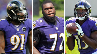 Ravens news, notes and opinions: OTAs