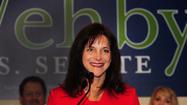 Stalker charge turns Oregon Senate race into fight on gender politics