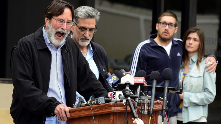 Isla Vista rampage: Victim's dad meets with dad of shooter