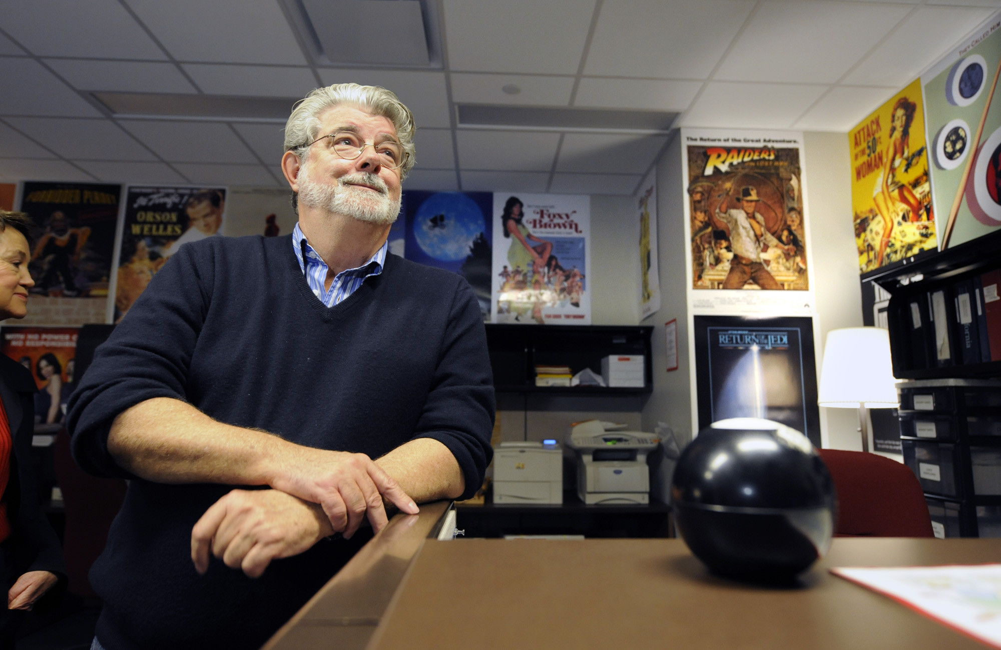 George lucas offered new museum site in san francisco la for Star wars museum san francisco