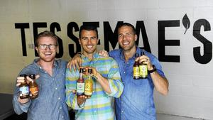 Fast growing brand Tessemae's started with family recipe