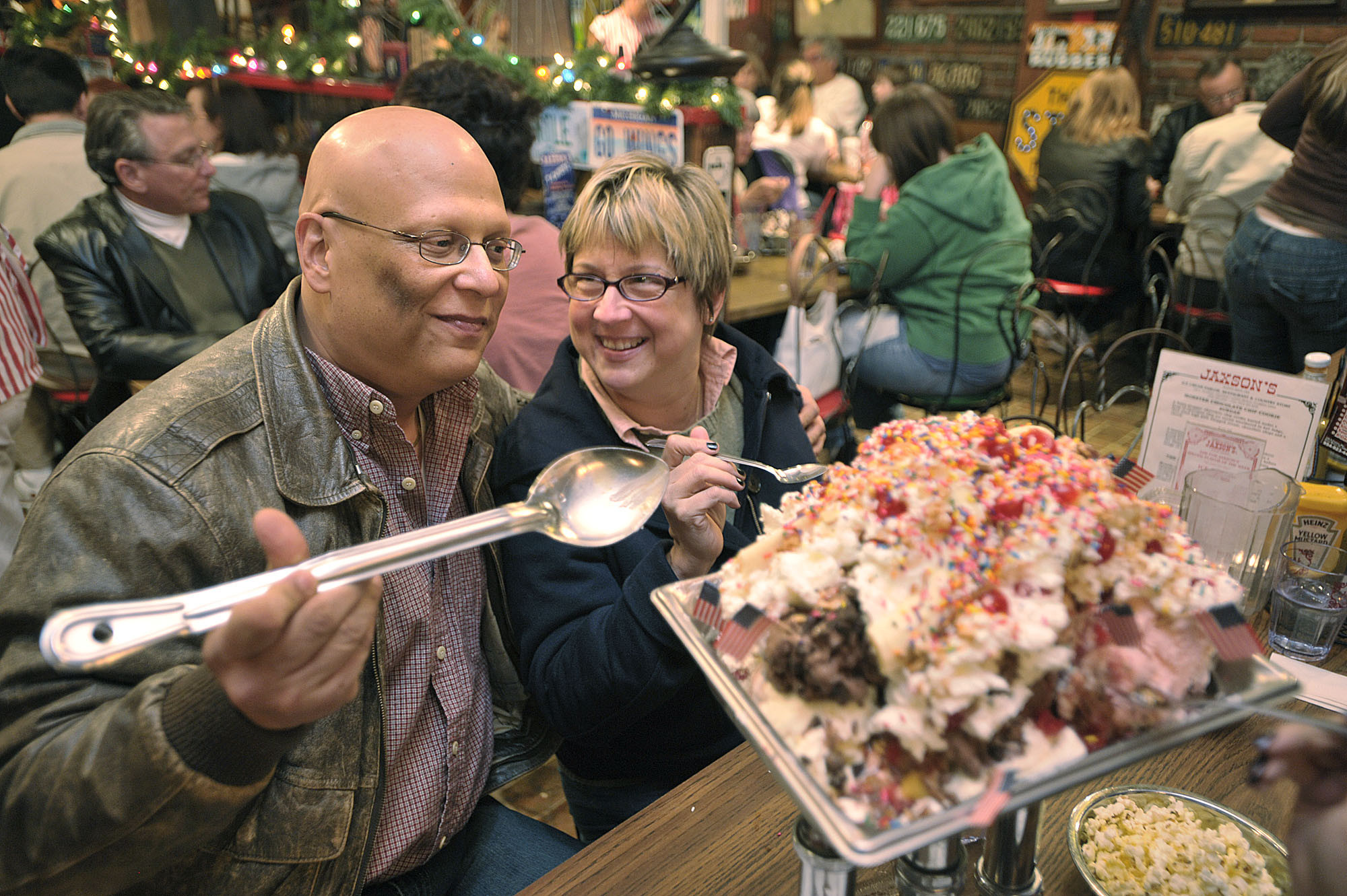 Jaxson\'s Ice Cream Parlor\'s history - Sun Sentinel