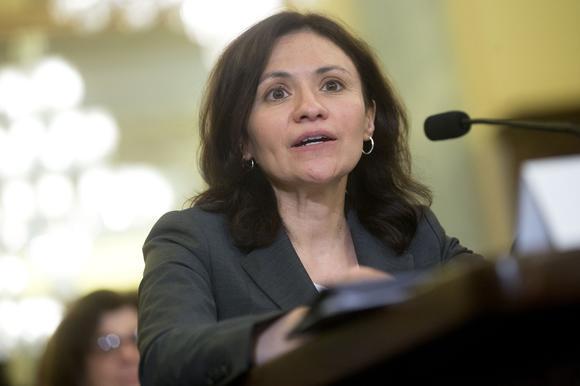 FTC Chairwoman Edith Ramirez